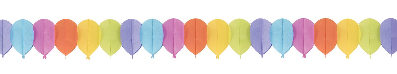 Guirlande papier ballon pas cher