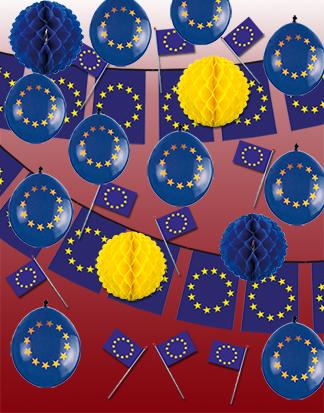 Kit Décorations Europe pas cher