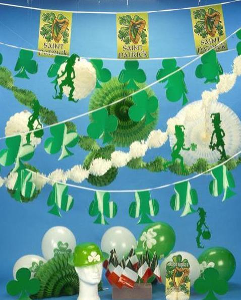 Kit Eco Saint Patrick pas cher