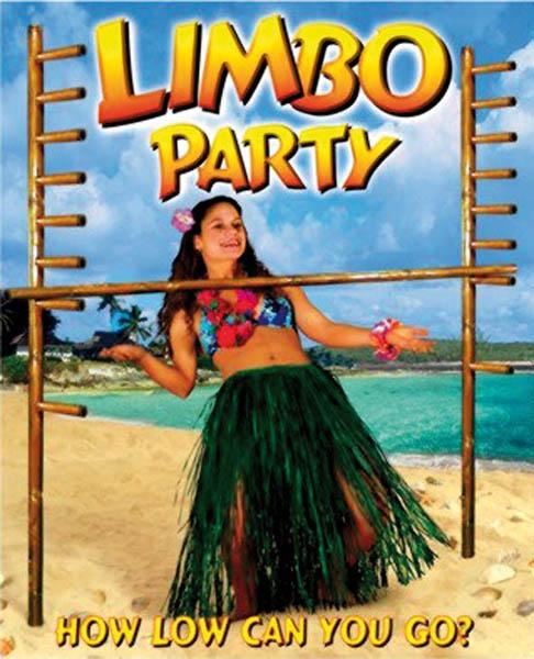 Kit Limbo Party pas cher