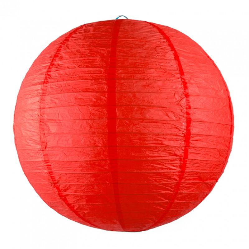 Lanterne japonaise rouge pas cher