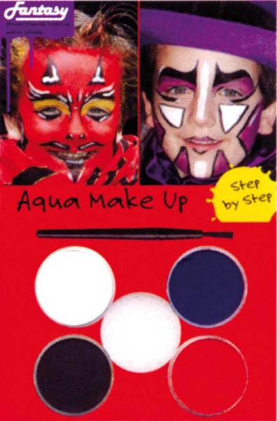 Maquillage Halloween Petit Diable pas cher