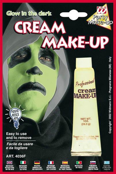 Maquillage halloween phosphorescent pas cher