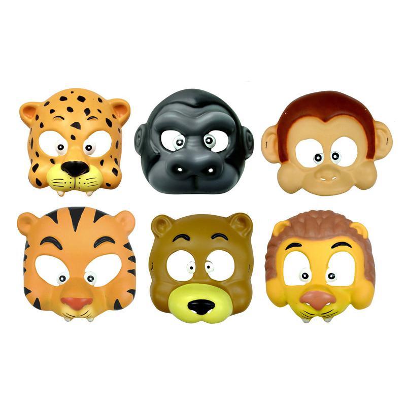 Masque animaux sauvage pas cher pour enfant