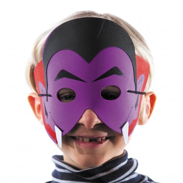 Masque Enfant en mousse Vampire pas cher