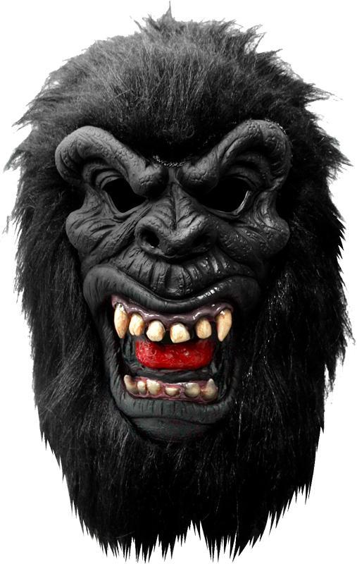 Masque gorille souple