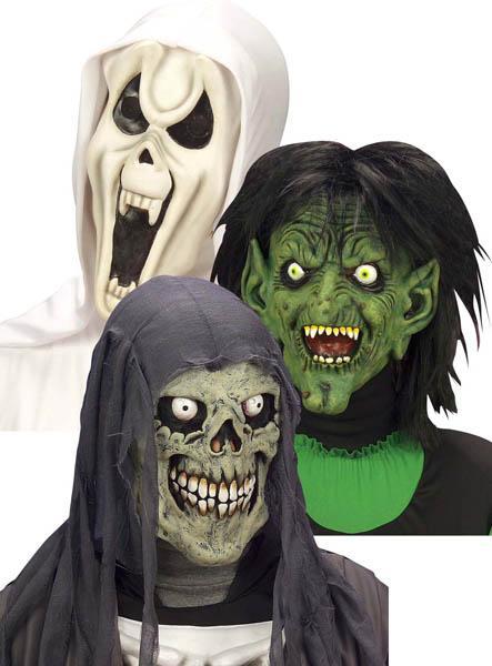 Masque halloween enfant pas cher