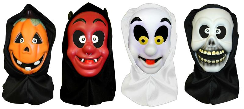 Masque Halloween Enfant Rigolo pas cher