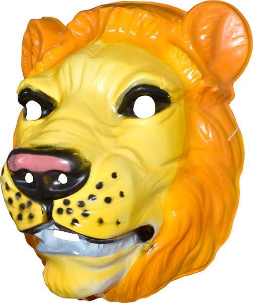 Masque Lion Grand Modèle