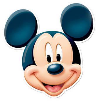 Masque Mickey pas cher