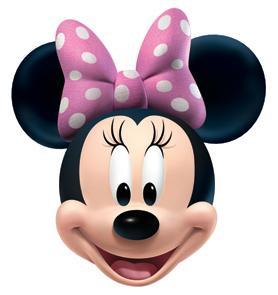 Masque Minnie pas cher