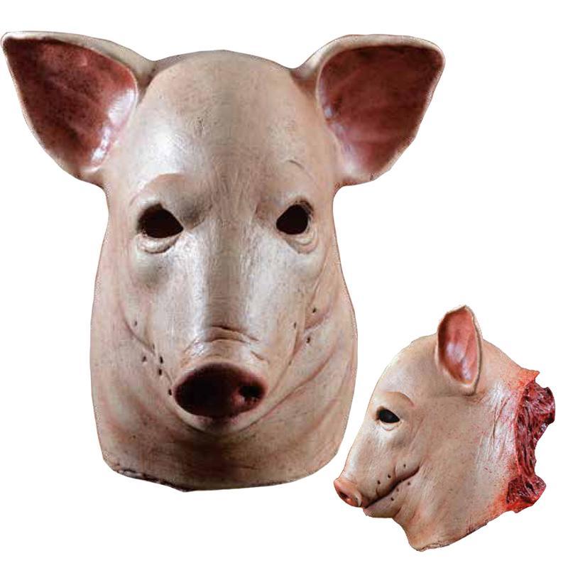Masque Tête de Cochon pas cher
