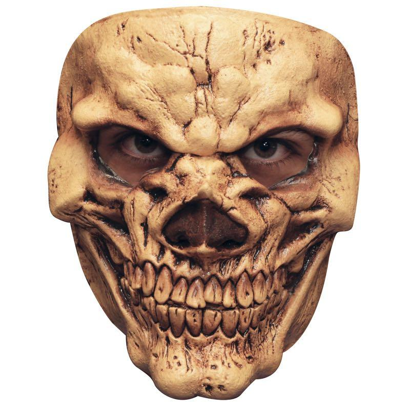 Masque Tête de Mort Redoutable pas cher