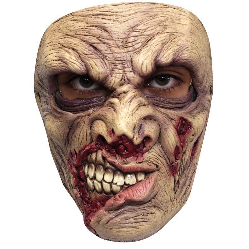 Masque Zombie Effrayant pas cher