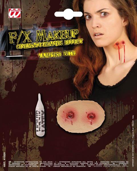 Morsure Vampire en Latex pas cher