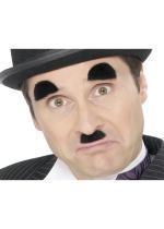 Moustache Charlot pas cher