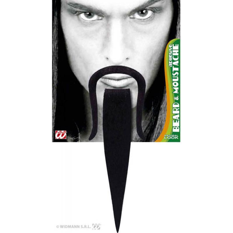 Moustache et bouc de Mandarin pas cher