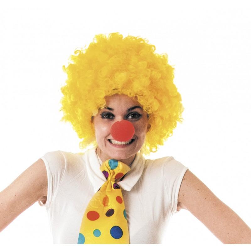 Nez de clown en mousse pas cher