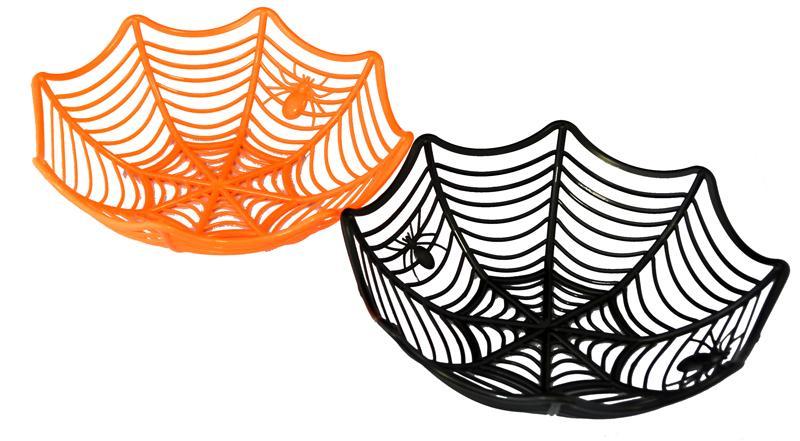 Halloween : panier à bonbons