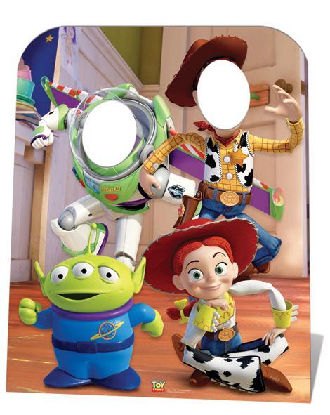 Passe-Tête Géant Toy Story pas cher