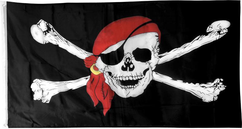 Pavillon pirate pas cher