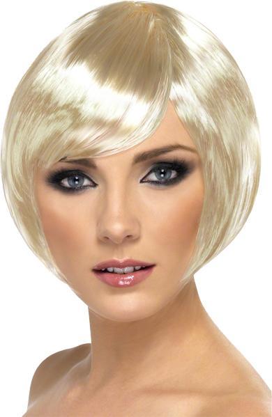 Perruque Babe Blonde pas cher