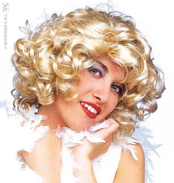 Perruque Marylin Adulte pas cher