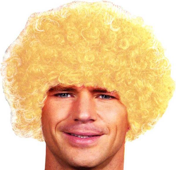 Perruque Pop Blonde pas cher
