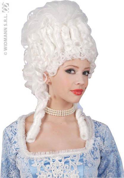 Perruque Renaissance Marie Antoinette pas cher
