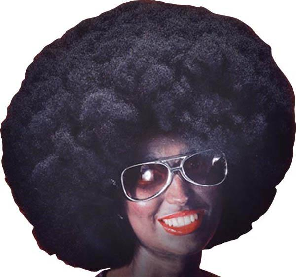 Perruque Super Big Afro pas cher