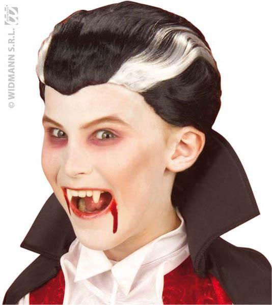 Perruque Vampire enfant pas cher