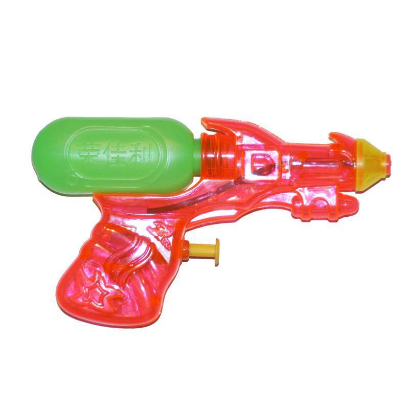 Pistolet à eau avec recharge 14 cm pas cher
