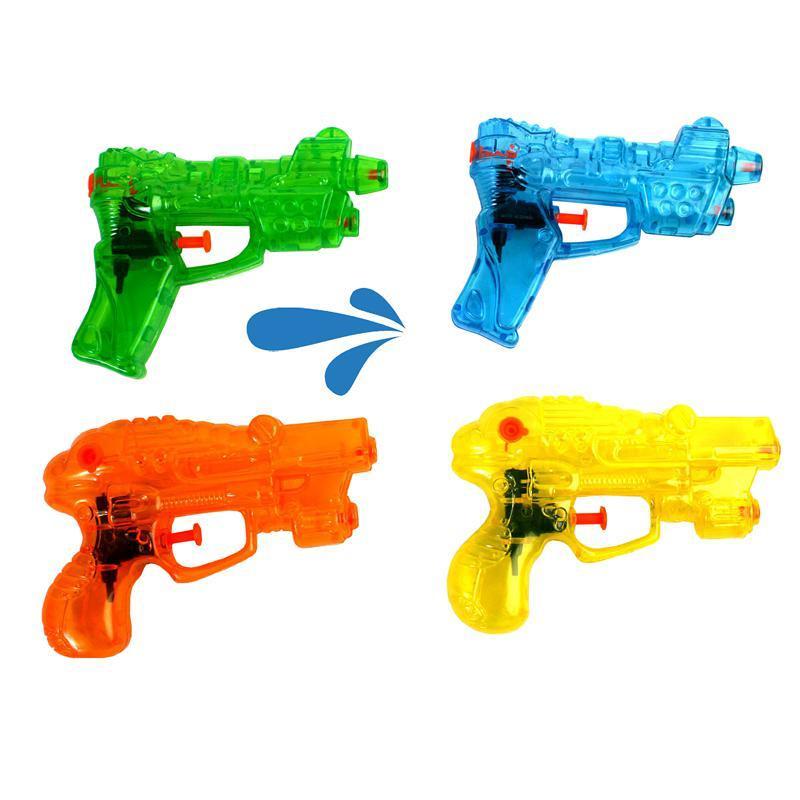 Pistolet à eau double jets pas cher
