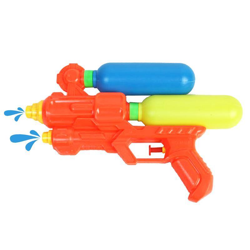 Pistolet à eau double réservoir 24 cm pas cher