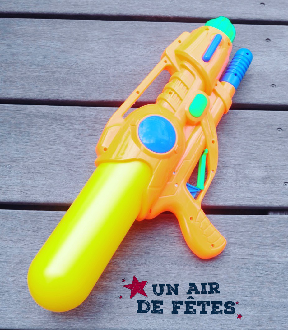 Pistolet à eau pompe pas cher 45 cm