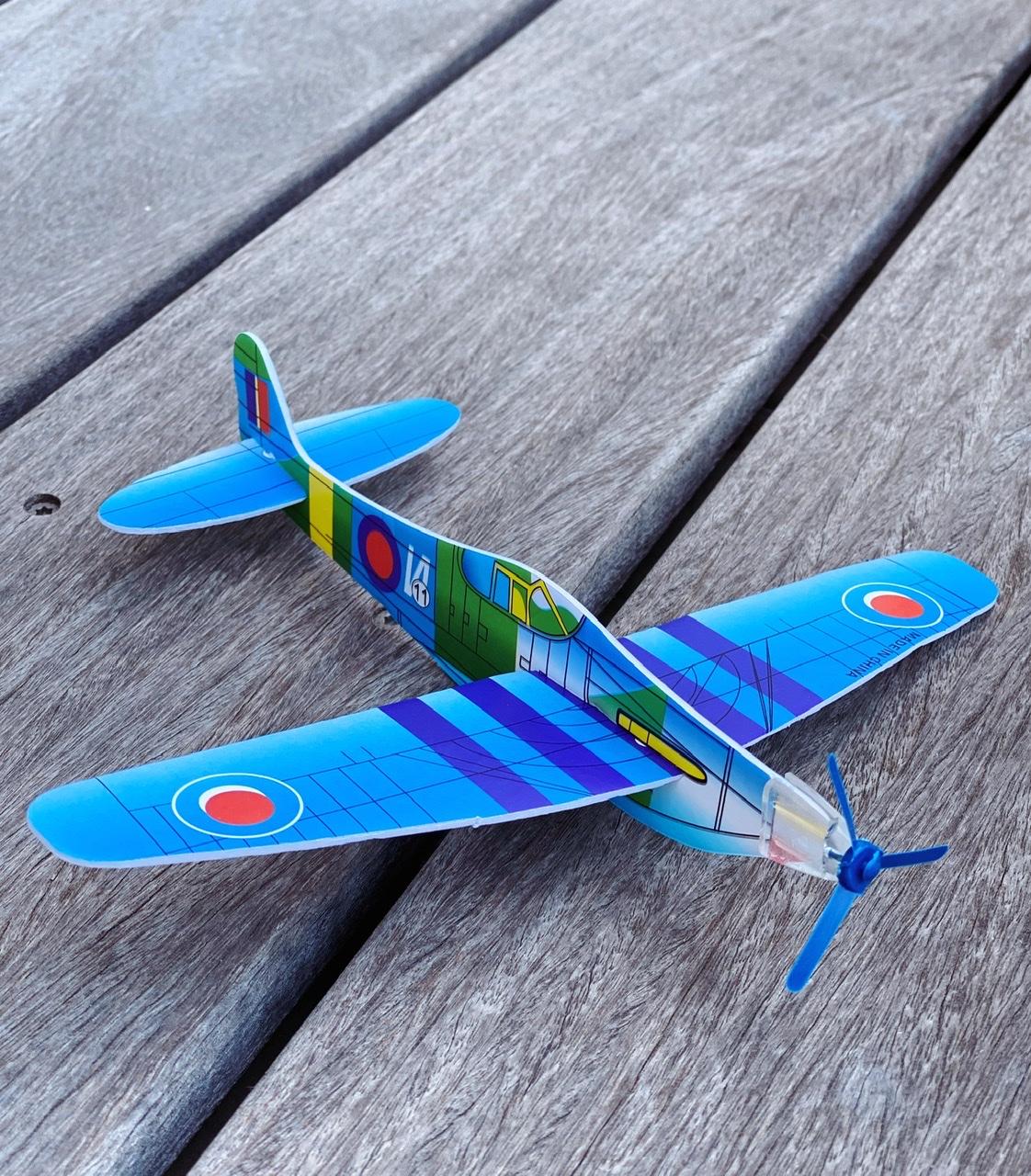 Planeur avion polystyrene pas cher