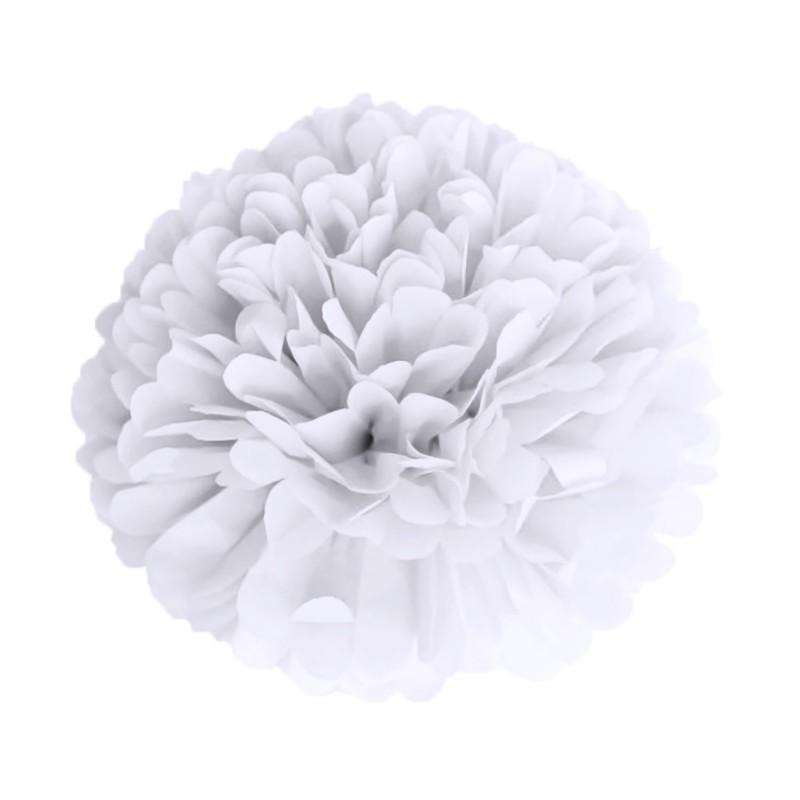 Pompom Blanc pas cher