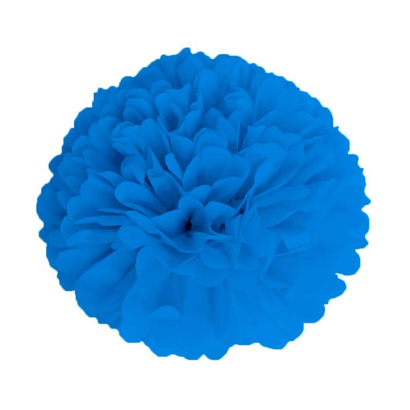 Pompom Bleu Nuit pas cher