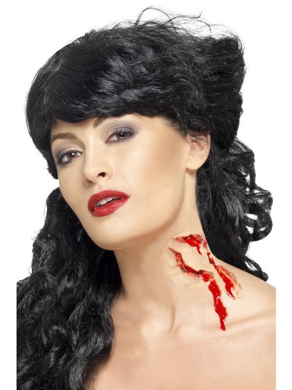 Prothèse Morsure de Vampire Halloween pas cher