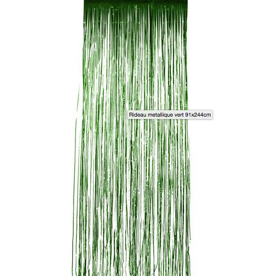 Rideau Métallique Vert pas cher