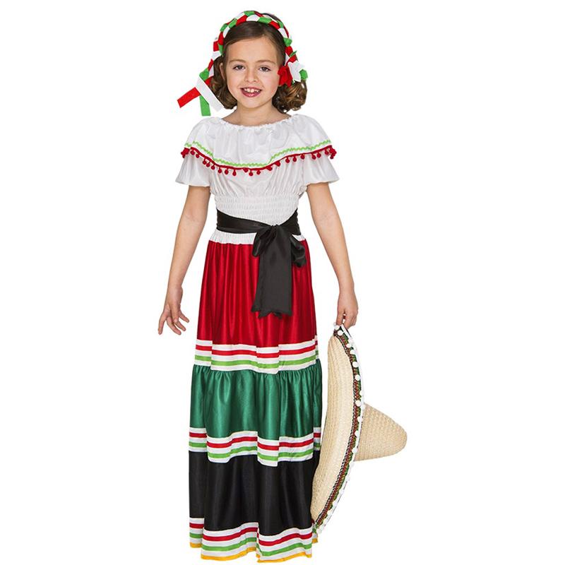Robe Mexicaine pas cher