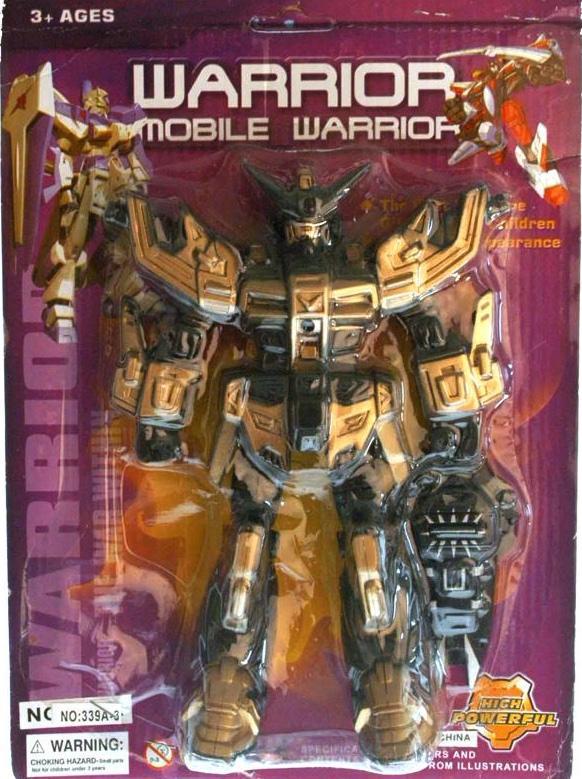 Robot articulé grand modèle