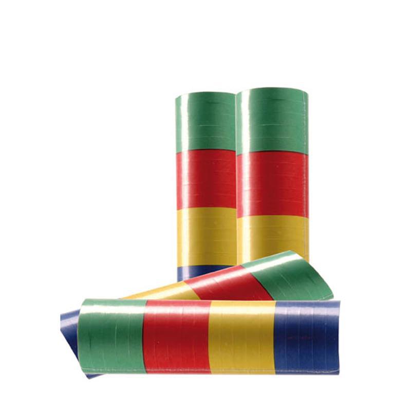 Rouleau Serpentins Multicolores pas cher