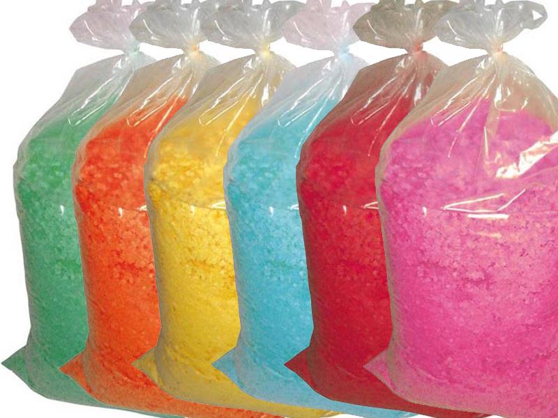 Sac confettis de couleur 10 kg