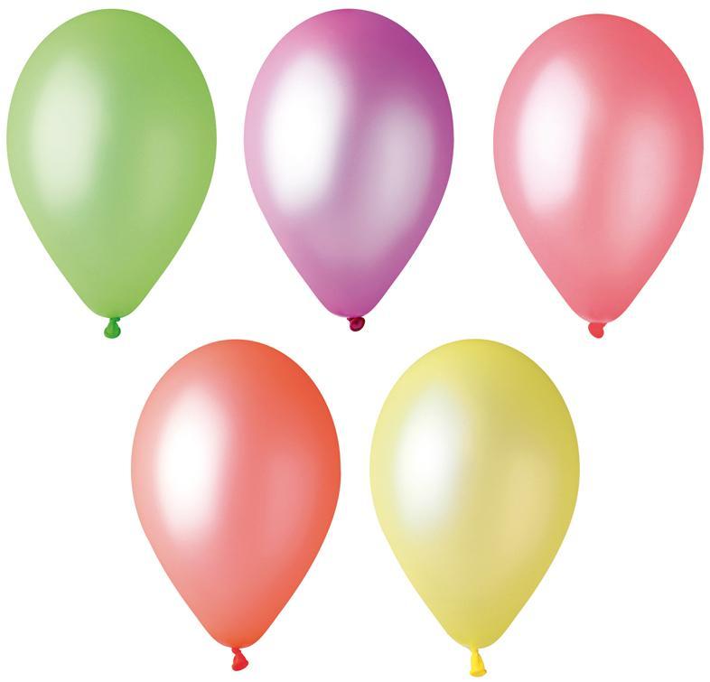 Sachet de Ballons fluorescents pas cher