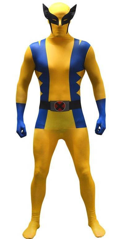Seconde Peau Wolverine Luxe pas cher