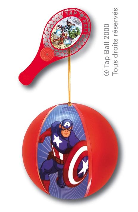 Tape balle Avengers pas cher