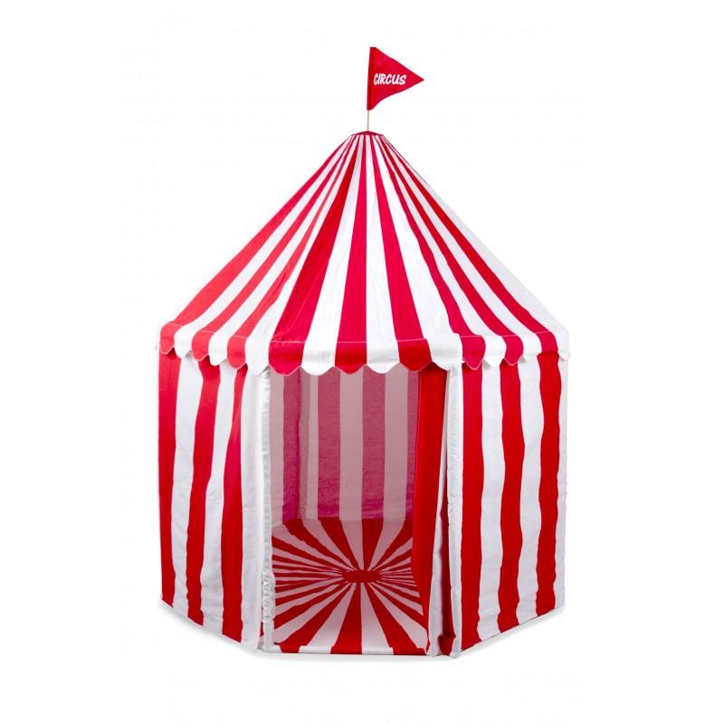 Tente chapiteau de cirque pour enfant