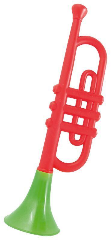 Trompette en plastique pas cher de 33 cm