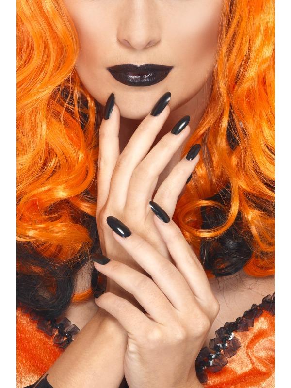 Vernis à Ongles Noir Halloween pas cher